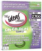 Ideas Library Version 1.0 CDROM Cd-rom