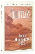 Philippians (Expositional Commentary Series) Hardback