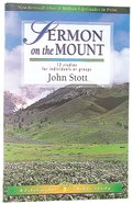 Sermon on the Mount (Lifeguide Bible Study Series) Paperback