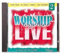 Worship Together Volume 2-Sweet Rain