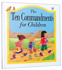 Ten Commandments For Children