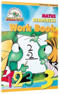 Maths (#03 in Buzz And Poppy Workbook Series)