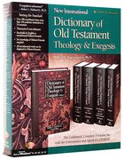 New International Dictionary of OT Theology and Exegesis CDROM Step CD-rom