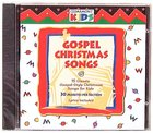Cedarmont Kids: Gospel Christmas Songs (Kids Classics Series) CD