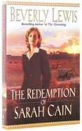 The Redemption of Sarah Cain Paperback