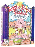 Lboys: Bible Storybook For Fathers and Sons (Little Boys) Hardback