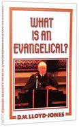 What is An Evangelical? Paperback