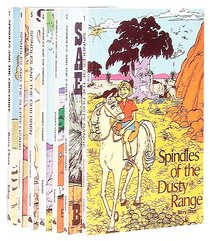 The Spindles Adventures (7 Book Pack)