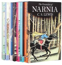 Chronicles of Narnia (Boxed Set B Format Colour) (Chronicles Of Narnia Series)