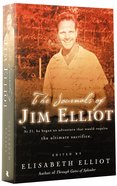 The Journals of Jim Elliot Paperback