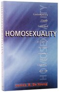 Homosexuality Paperback