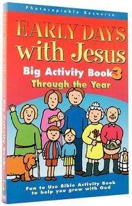 Tedwj: Big Activity Book 3