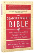 The Dead Sea Scrolls Bible Paperback