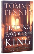 Finding Favour With the King Paperback