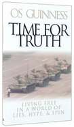 Time For Truth Paperback