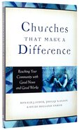 Churches That Make a Difference Paperback