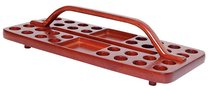 Communion Tray 32 Hole With Bread Plate Rectangle