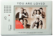 Voice Message Photo Frame: You Are Loved