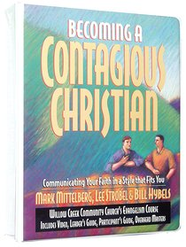 Becoming a Contagious Christian Curriculum Kit (Itpe)