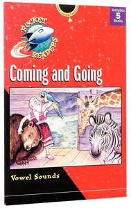 Coming and Going (Vowel Sounds) (Rocket Readers Level 2 Series)