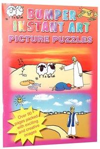 Bumper Instant Art Picture Puzzles
