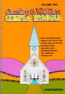 Country & Western Gospel Hymnal 2 (Music Book) Spiral