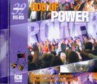 Rcm Volume E: Supplement 32 God of Power (915-928) CD