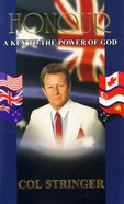 Honour: A Key to the Power of God Paperback