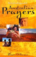 Australian Prayers (& Expanded 2002) Paperback