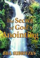 The Secret of God's Anointing