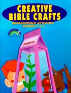 Grades 1&2 (Reproducible) (Creative Bible Crafts Series) Paperback