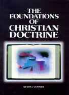 The Foundations of Christian Doctrine Paperback