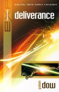 Deliverance (Explaining Series) Paperback