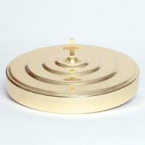 "Communion Tray Cover: Brasstone (Rw-501ab) (11"")"