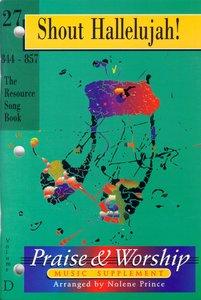 Rcm Supp 27 Music Book