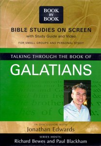 Talking Through the Book of Galatians (Pal) (Book By Book Series)
