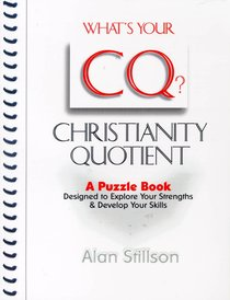 Whats Your Cq? (Christianity Quotient)