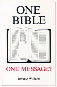One Bible One Message?