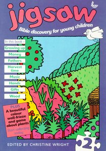 Jigsaw 2 Bible Discovery For Young Children