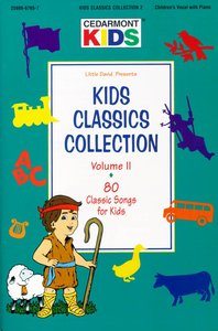 Kids Classics Collection Volume 2 (Kids Classics Series)