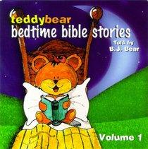 Teddy Bear Bedtime Bible Stories Volume 1