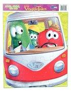 Larry, Junior, and Bob (24 Pieces) (Veggie Tales (Veggietales) Series)
