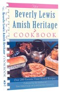 The Beverly Lewis Amish Heritage Cookbook Paperback