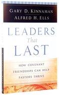 Leaders That Last Paperback