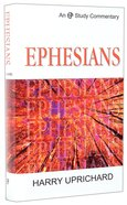 Ephesians (Evangelical Press Study Commentary Series) Hardback