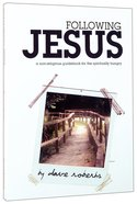 Following Jesus Paperback
