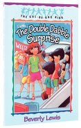 The Double Dabble Surprise (#01 in Cul-de-sac Kids Series) Paperback