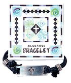 Cord Bracelet: Cross Jewellery
