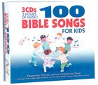 100 Bible Songs For Kids CD