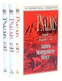 Expositional Commentary: Psalms (3 Vols Set)